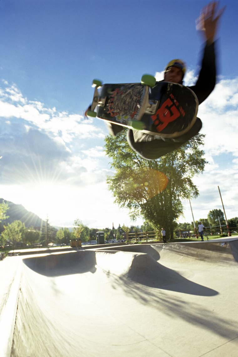 Tomas Zuccareno Photography | Skateboarding in Aspe, Colorado