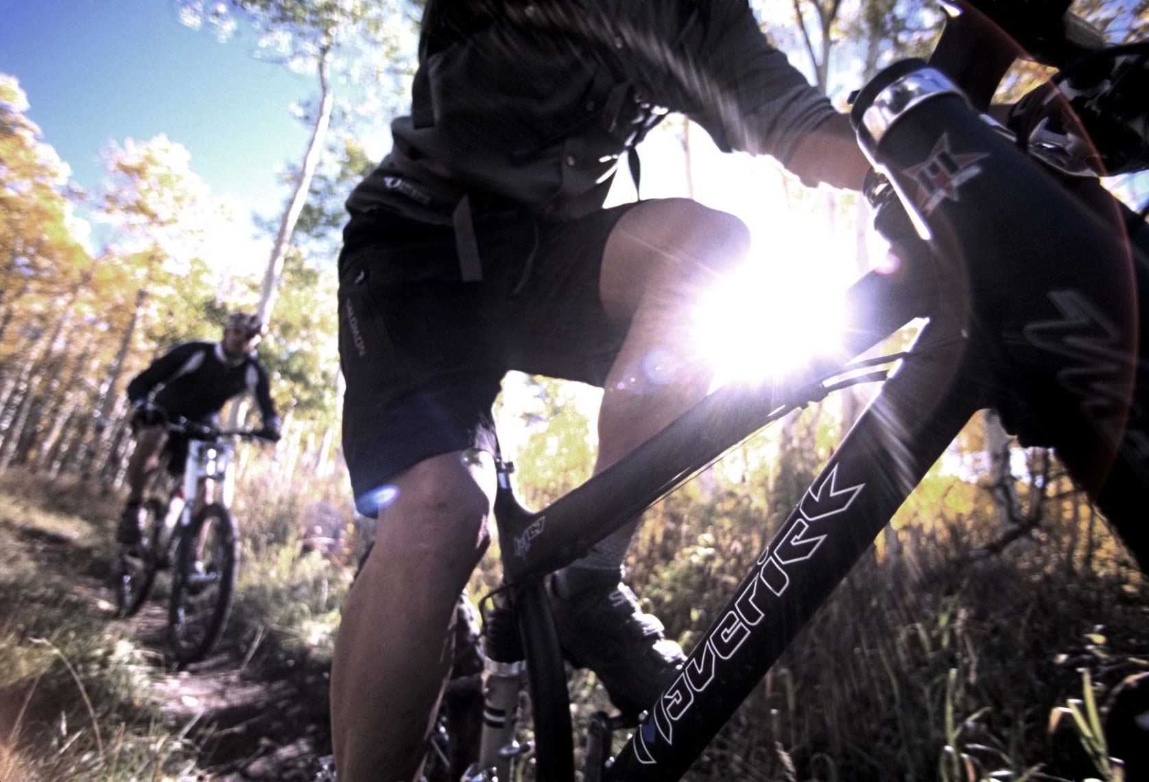Tomas Zuccareno Photography | Mountain Biking in Colorado