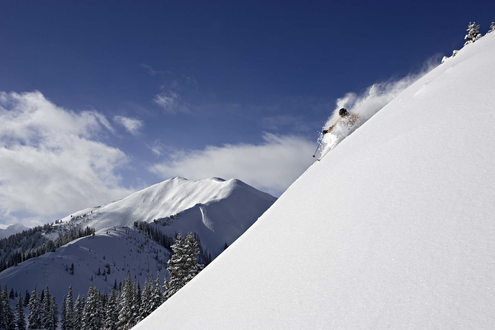 Tomas Zuccareno Photography | Skiing in Aspen, Colorado