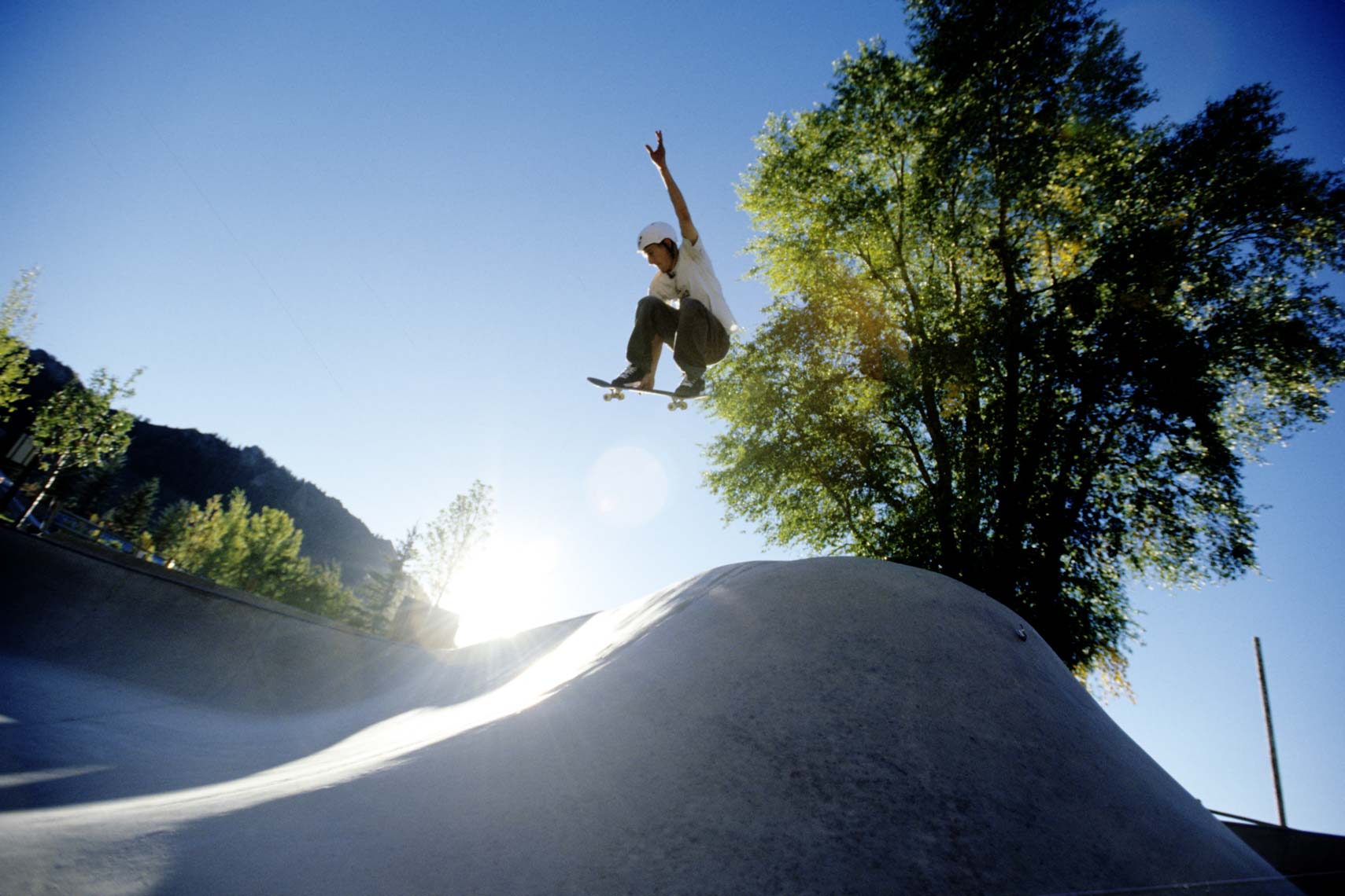 Tomas Zuccareno Photography | Skateboarding in Aspen