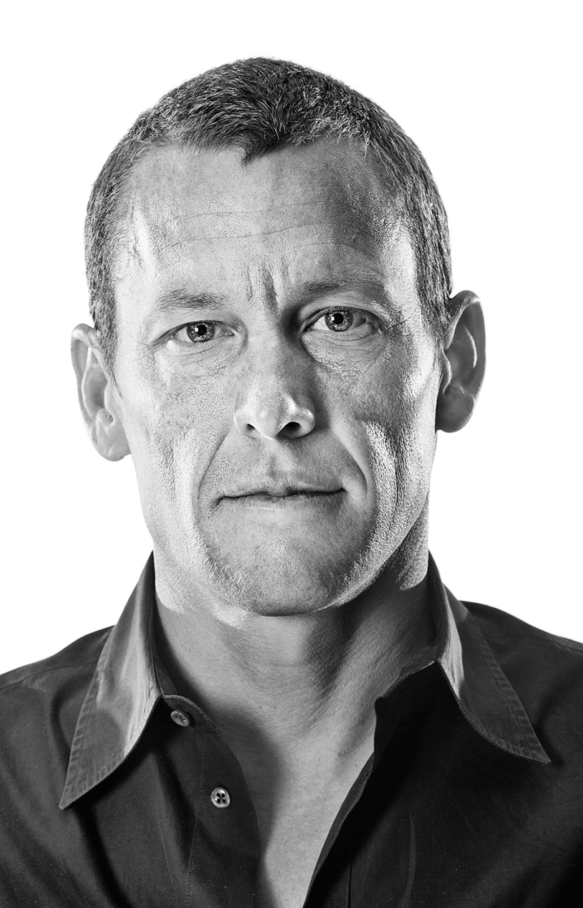Tomas Zuccareno Photography | Lance Armstrong portrait