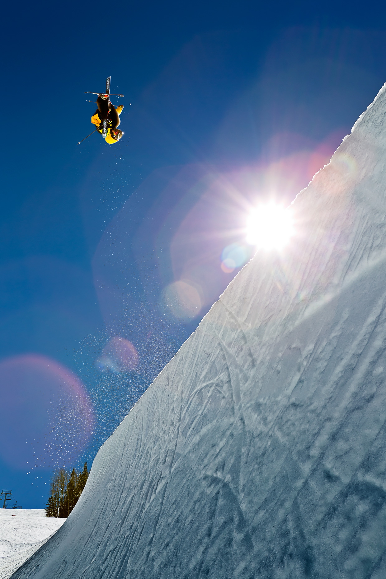 Tomas Zuccareno Photography | Torin Yater-Wallace Skiing in Colorado