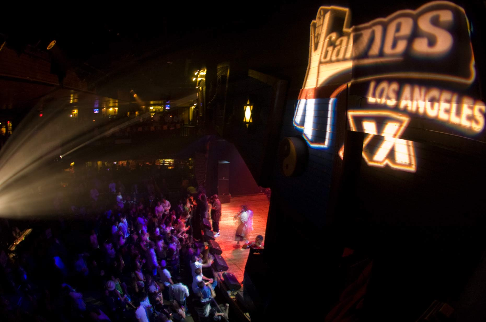 Tomas Zuccareno Photography | X Games | House of Blues | Los Angeles