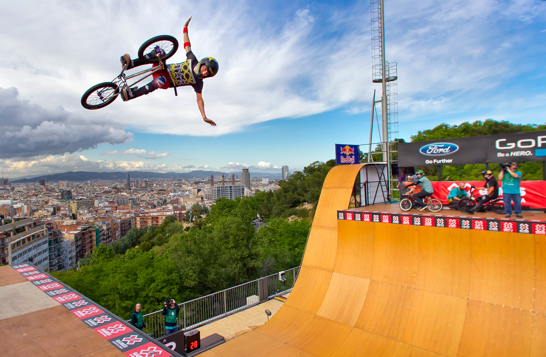 Tomas Zuccareno Photography | X Games | Barcelona