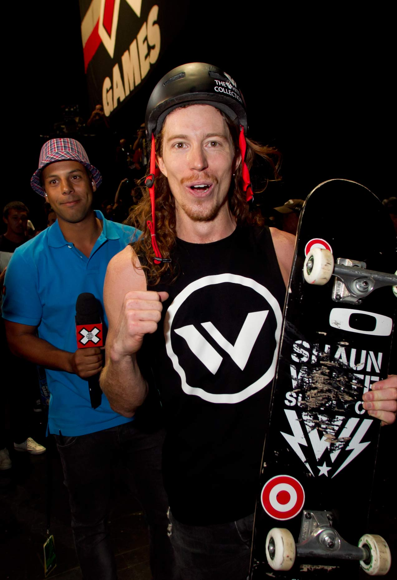 Tomas Zuccareno Photography | X Games | Shaun White Los Angeles